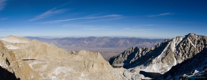thomasbahr.de trail crest lone pine creek panorama
